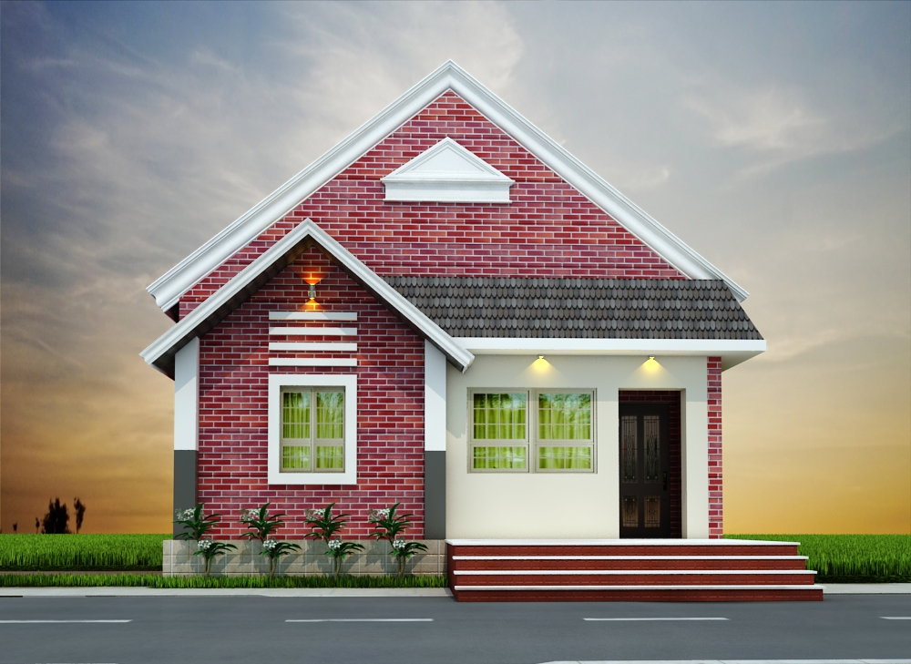 Home plan below 8 lakhs