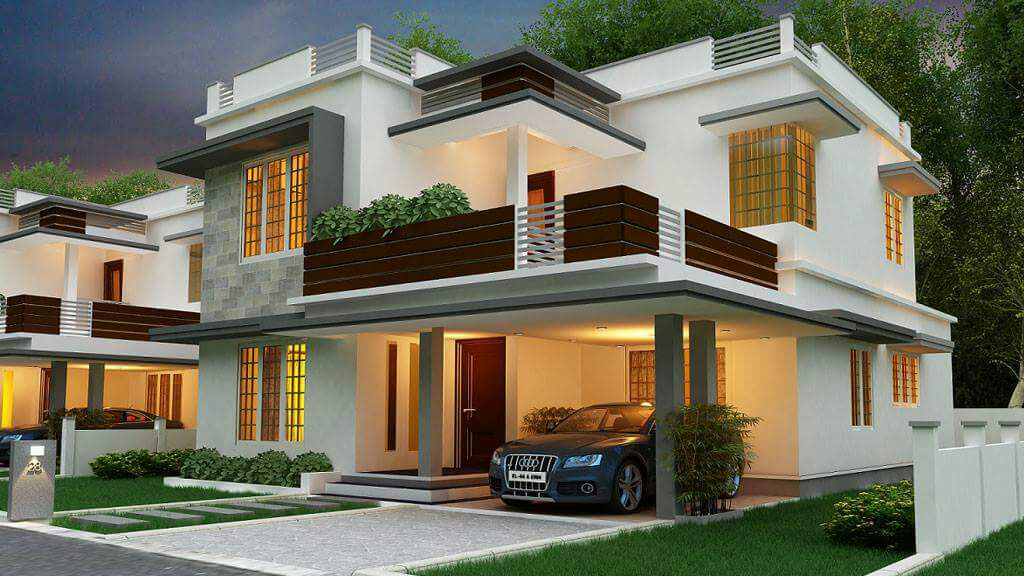 25 FEET BY 50 MODERN HOME DESIGN