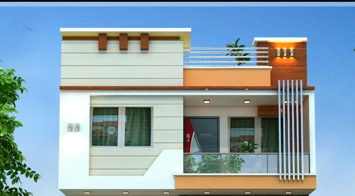 Modern Home Design For 31 Feet By 49 Feet Plot