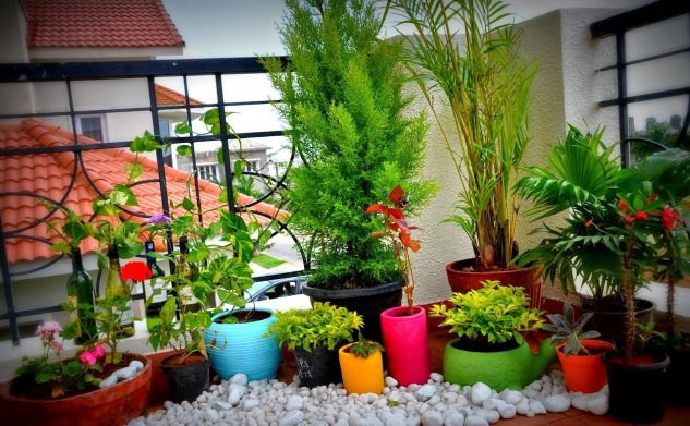 latest balcony designs