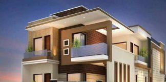 2000 Square Feet 4BHK Double Floor Contemporary Home Design · Admin · 3d  Floor Plans