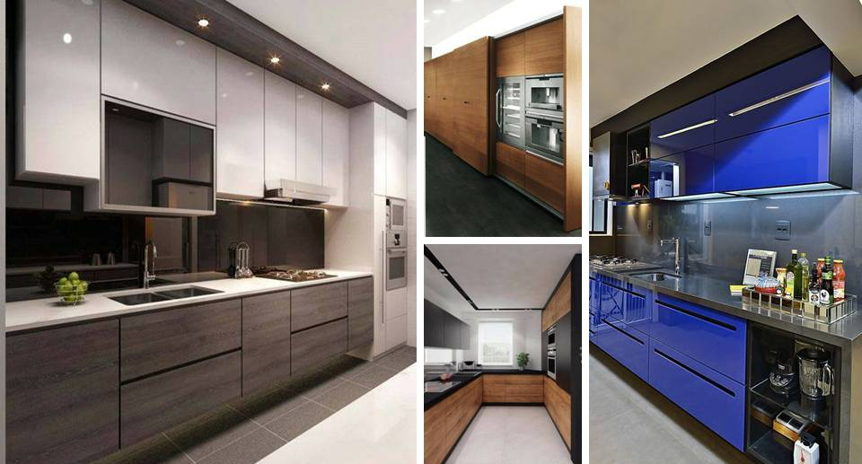 5 Best Long Narrow Modern Kitchen Ideas for Your Tiny Space