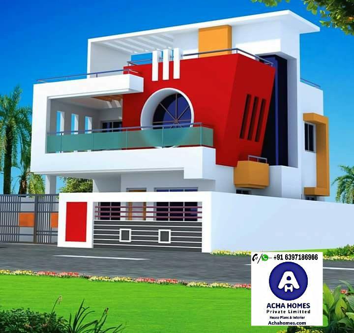 House Design for 22Feet by 42 Feet Plot