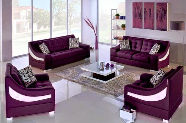 Modern living room Apartment Interior Decorating Ideas