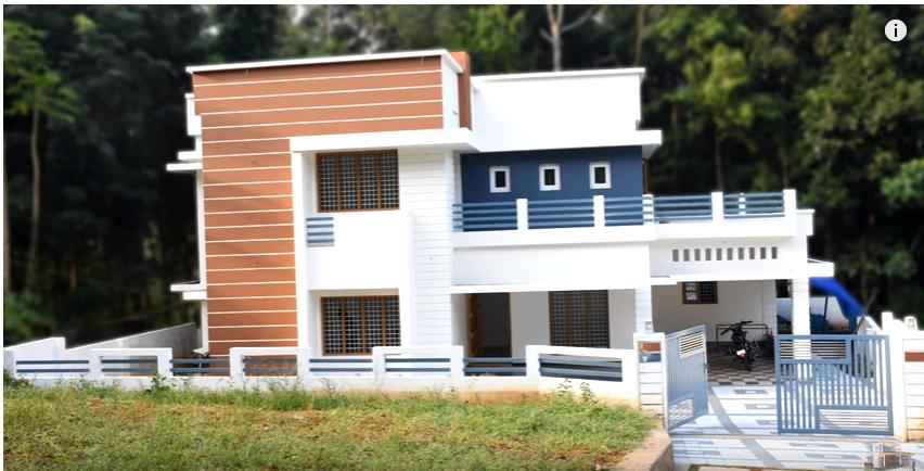 2500 sqft home design in kerala