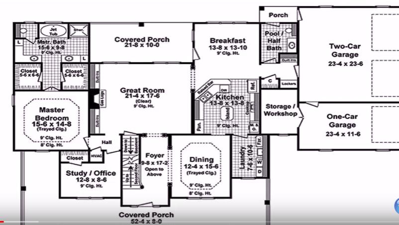3000 sqft stylish home plan