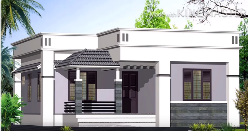 5 lakhs home design