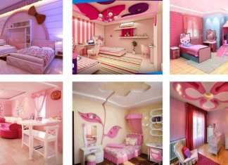 Amazing Ideas For Girl's Bedroom Design ideas