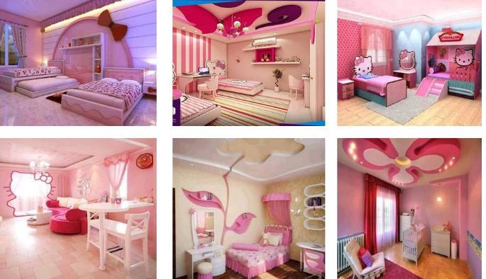 Amazing Ideas For Girl's Bedroom Design ideas