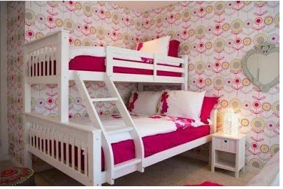 Amazing Ideas For kids Girl's Bedroom Design