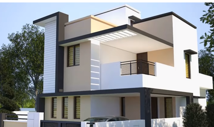 Big Makeover Get a Stunning House design at Just 15 Lakhs 1 - Download Small Space Low Cost Small Modern House Design Gif