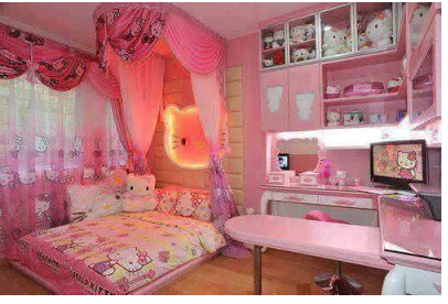 small room Ideas For Girl's Bedroom Design