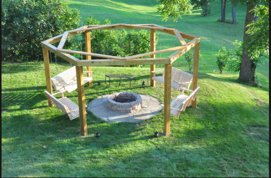 How to Install an Outdoor Patio Swing at Your Backyard
