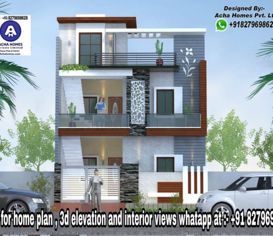 4 Bedroom House Plans | Acha Homes on