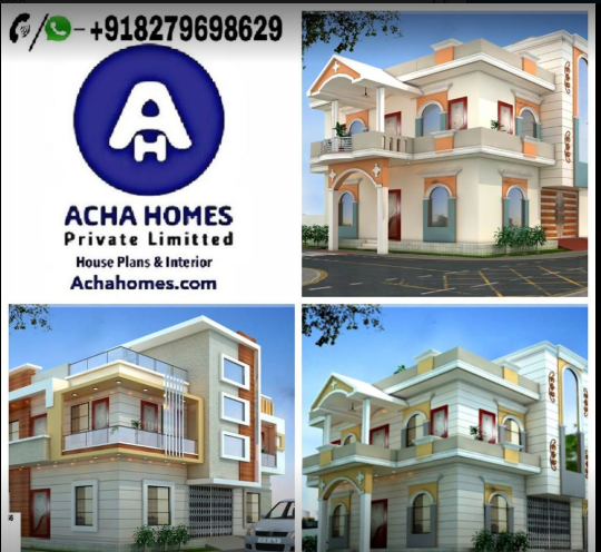 MODERN TWO STOREY HOME DESIGN