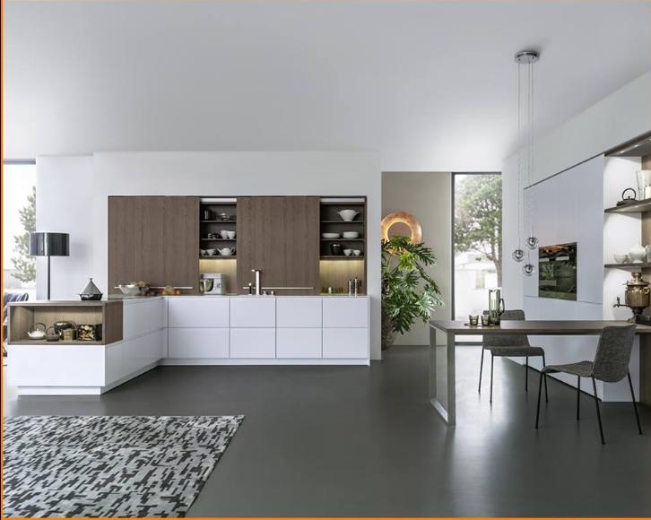 formal style kitchen design ideas