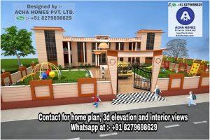 home plans kerala