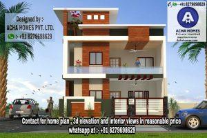 Dream Home Plans Kerala | Modern House Designs| AchaHomes