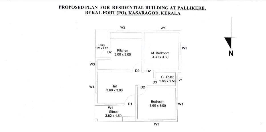FLOOR PLAN BELOW 12 LAKHS