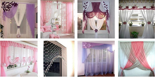 what color curtains make a bedroom look bigger