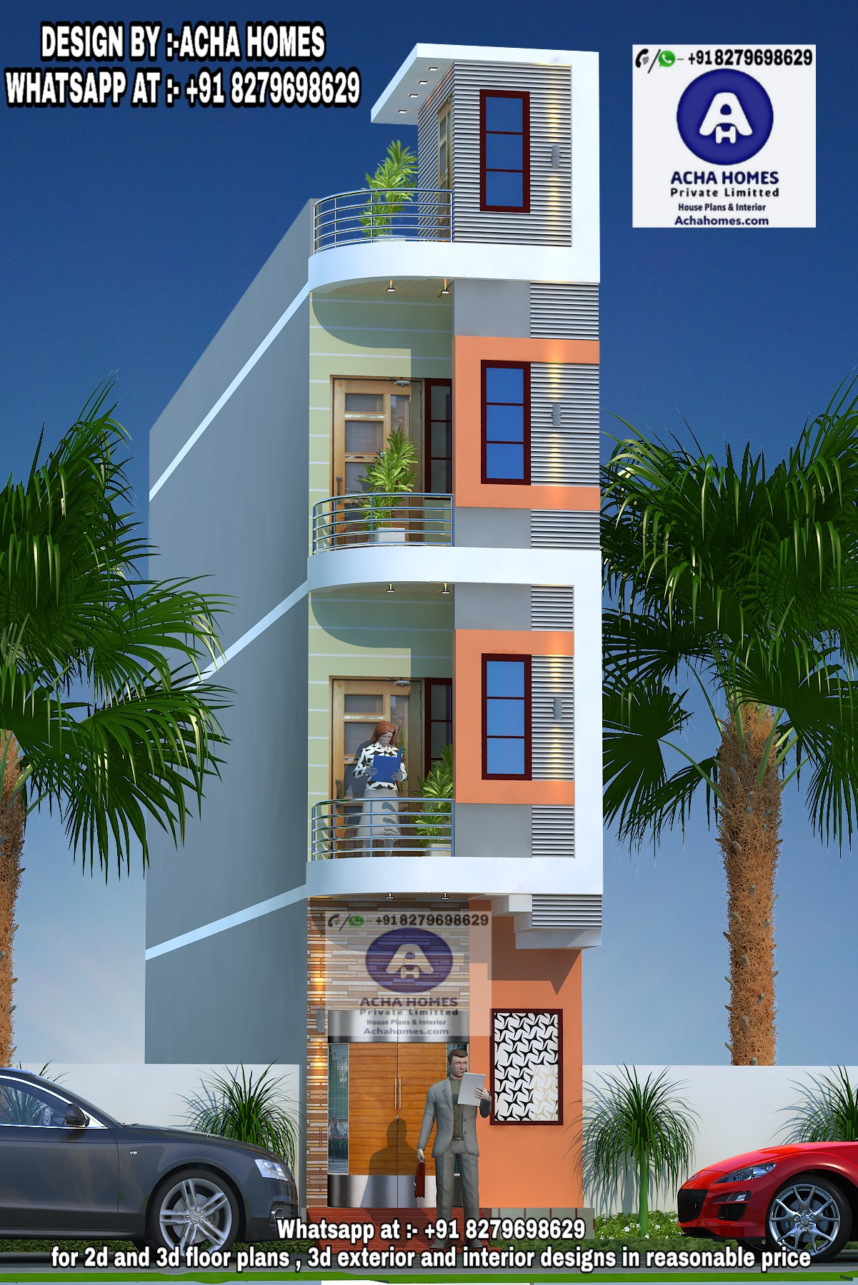 NORTH INDIANS MODERN HOME DESIGN