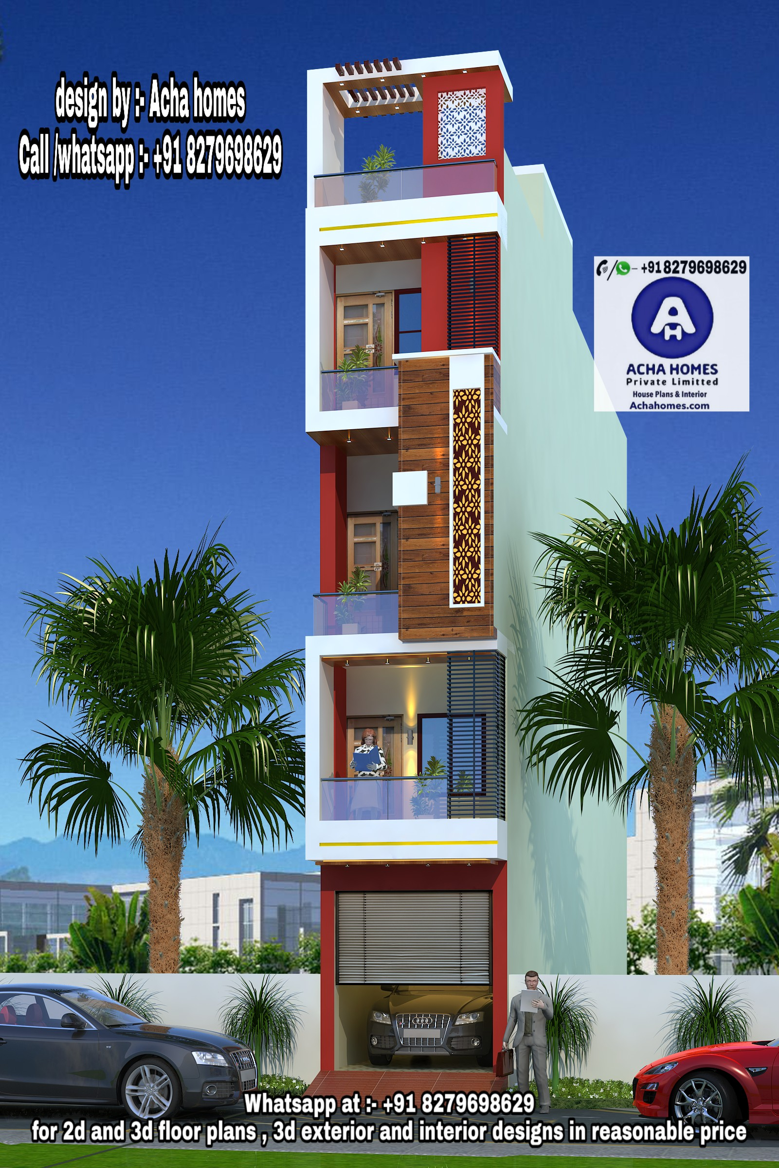 SOUTH INDIAN MODERN BUILDING DESIGN
