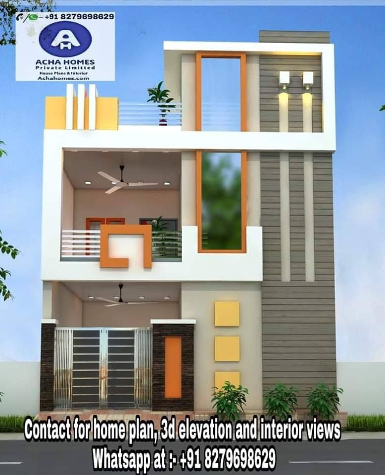 2 bhk home design
