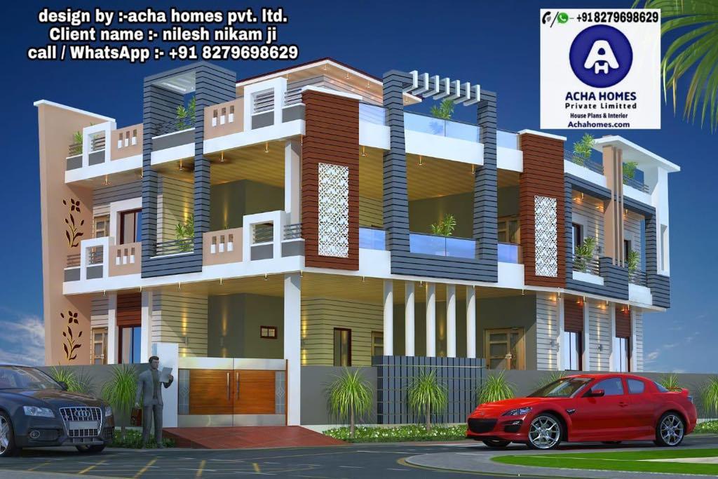 4 BEDROOM HOME PLAN IDEAS