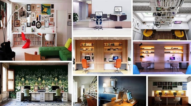 5 Best Home office interior design ideas for the Next Big Startup-min