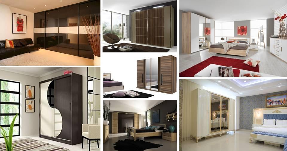Innovational Wooden Wardrobe Design ideas