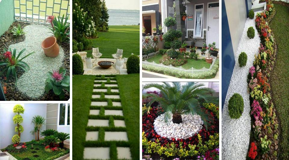 Small Gardens design ideas