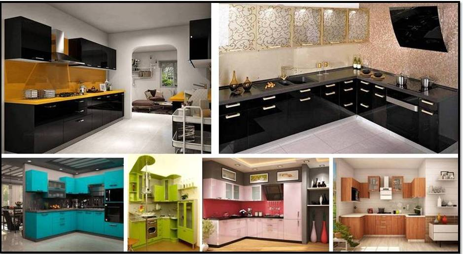 new modular kitchen design ideas india
