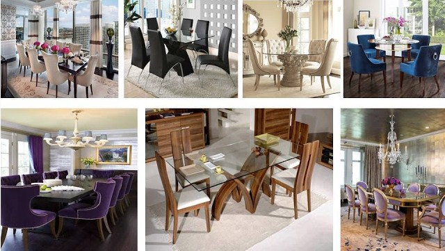 DINING ROOM TABLE DESIGN IDEAS