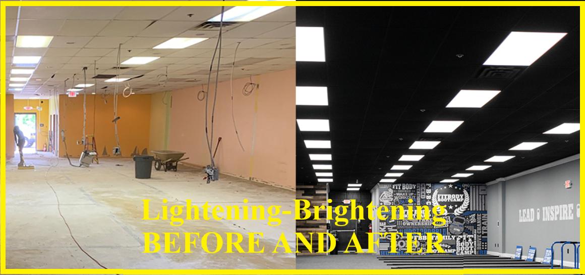 Lightening-Brightening