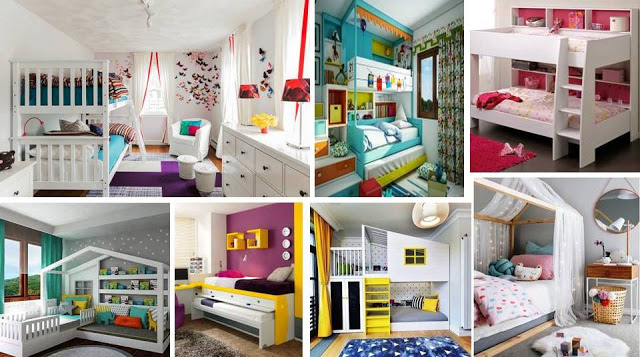Amazing Kids Bedroom Ideas and Designs