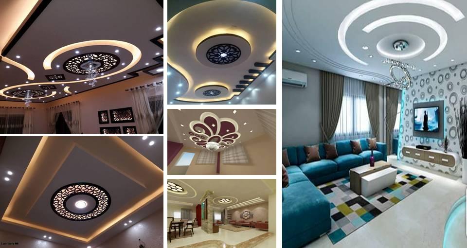 Best False Gypsum Ceiling Decorating Ideas